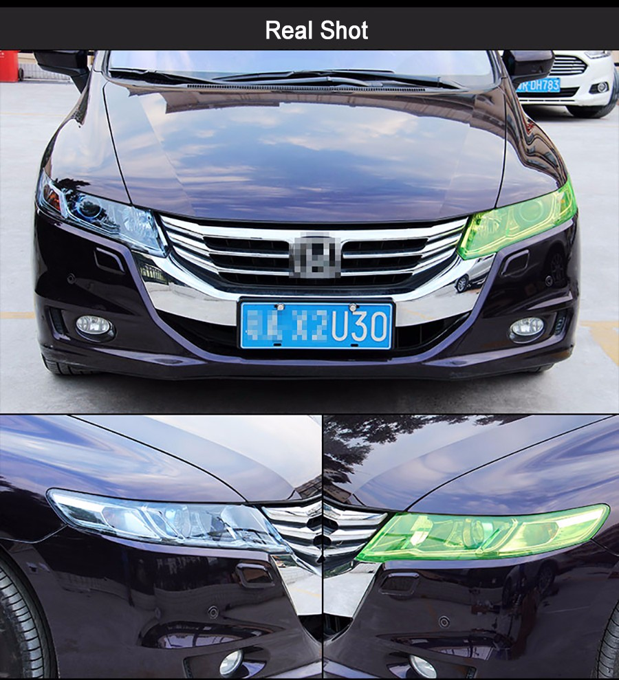 2018 Car Styling 30x180cm Sticker For Cars Auto Light Headlight In Lights Delay Above Delivery Date Is Only Reference Sometimes Will Be Delayed By Holidays Festivals Bad Weather Customs Etc 2 Post Air Mail To Eastern European