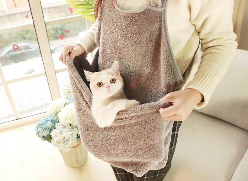Cat Bag Sleeping Backpack Breathable