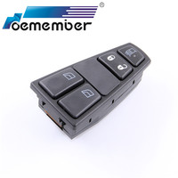 Electric Master Window Switch 20752915 For Volvo Truck FH12 FM VN