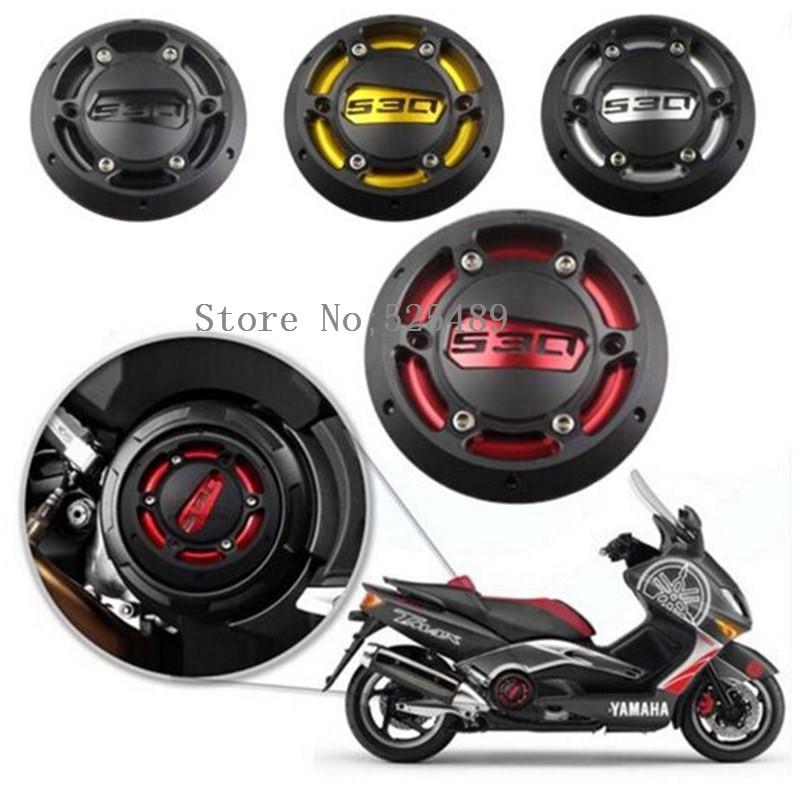 Novi brand 5 boja motocikla T-Max poklopac statora motora CNC - Pribor i dijelovi za motocikle
