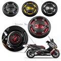 Nueva marca de 5 colores de la motocicleta t-max cubierta del motor del estator del motor del cnc protector protector de la cubierta accesorios para yamaha tmax 530 500
