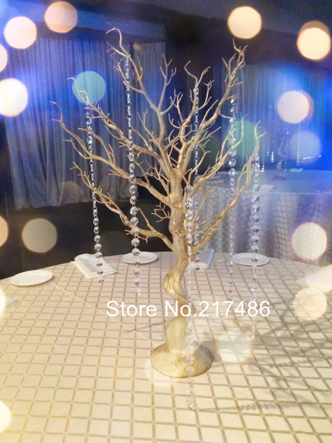 Within 30 Days Can Out Order Plastic Tree Centerpiece For Sale Wedding Table