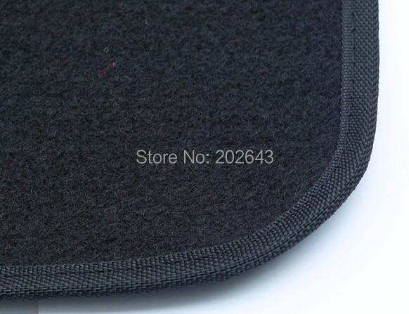 FM001 Auto Fußmatten Teppiche mit PVC wasserdicht Anti-Rutsch-Matte - Auto-Innenausstattung und Zubehör - Foto 4