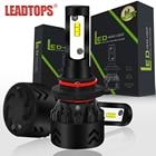 LEADTOPS Car Light H1 H7 H11 LED Headlight Bulbs Kit Beam AUTO Driving 9005 9006 LED Headlamp 6500K Lamp 12V DJ