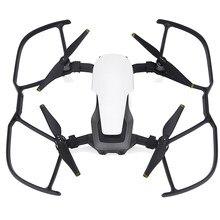 4 pcs Hélice Guardas Protetor Tampa Anel de Segurança Quick Release Durável Para RC AR Drone YH-17