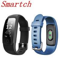 Smartch ID107 Plus HR GPS Smart Bracelet Heart Rate Monitor Pedometer Bluetooth Fitness Activity Sports Tracker Wristb