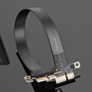 Image 2 - VODOOL высокое качество PCI e PCI Express 36Pin 1X Male to Male Miner видеокарта удлинитель подходит для 1U, 2U шасси Новый