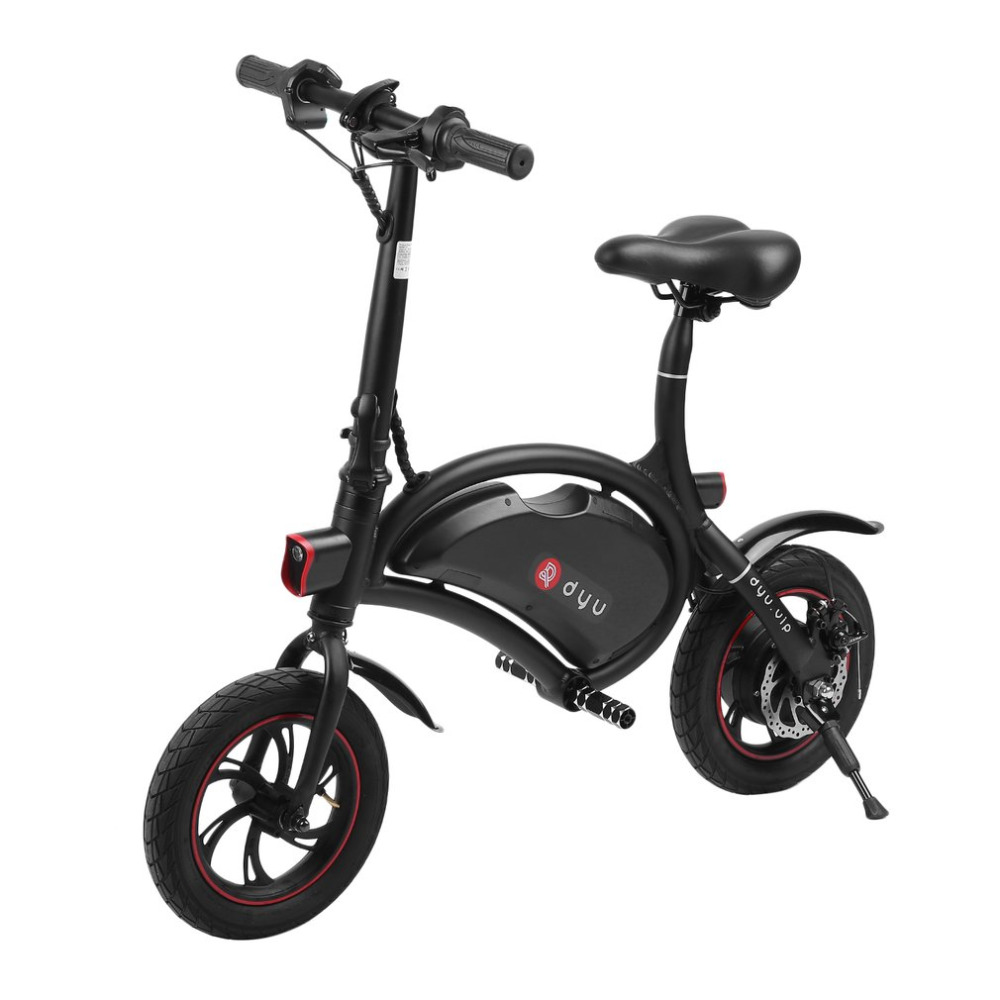 Mini Bicicletta elettrica E-Bike Bicicletta Pieghevole In Alluminio Elettrico Ciclismo 250 w 36 v Unisex Della Bici E Max. velocità di 30 km/h Spina di UE Per Gli Adulti