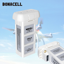 Bonacell DJI Phantom3 standard battery 4480mAh 15.2V Intelligent battery For DJI Phantom 3 Professional SE/Standard drone L30 2x intelligent flight battery 4s 15 2v 4500mah for dji phantom 3 series accessories battery for dji phantom 3