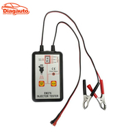 4 Pluse Modes Tester All Sun EM276 InjectorTester Professional Fuel Injector Powerful Fuel System Scan Tool