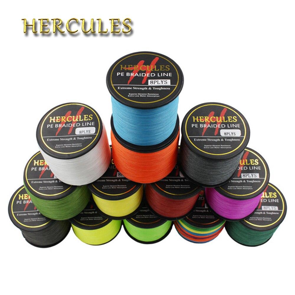 hercules-8-strands-1000m-pe-braided-font-b-fishing-b-font-line-tresse-peche-saltwater-font-b-fishing-b-font-weave-superior-extreme-super-strong-10lb-300lb