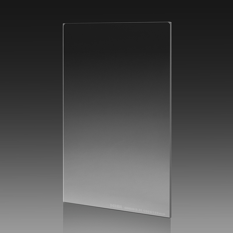NISI Square GND16 100*150mm 1.2 Filter Double Ultra Nano Coating Soft GND Insert Optical Glass Filters benro master gnd32 1 5 soft 100 150 filter square hd glass wmc ulca coating gnd filter high resolution filter free shipping