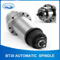 Atc spindle BT30 spindle CNC router milling spindle motor with synchronous belt for BT30