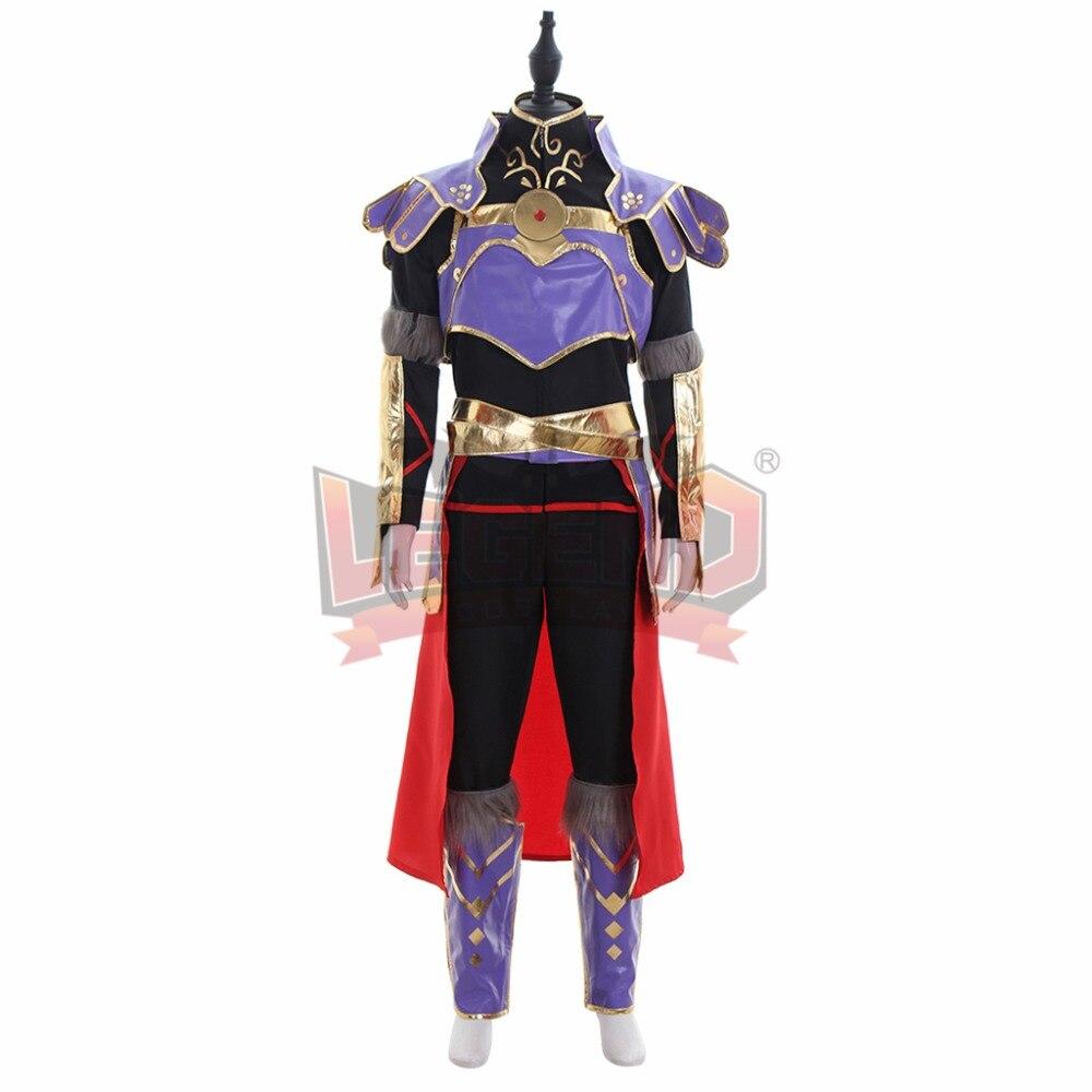 Cosplaylegend Legend of Zelda costume Ganon Cosplay Costume Cosplay adult custom made all size full set 2017 costume