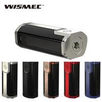Original 80W WISMEC SINUOUS P80 TC MOD With Side 0 96 Inch Screen 80W Max Output