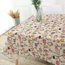 Buy eiffel tower table cloth and get free shipping on AliExpress.com