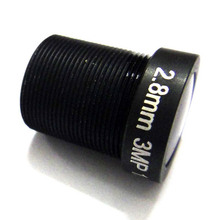 HD 3mp 2.8mm 115 Degrees Wide Angle CCTV IR Board Lens 3.0MP IP Lense M12 for 1/3″ and 1/4″ CCD camera