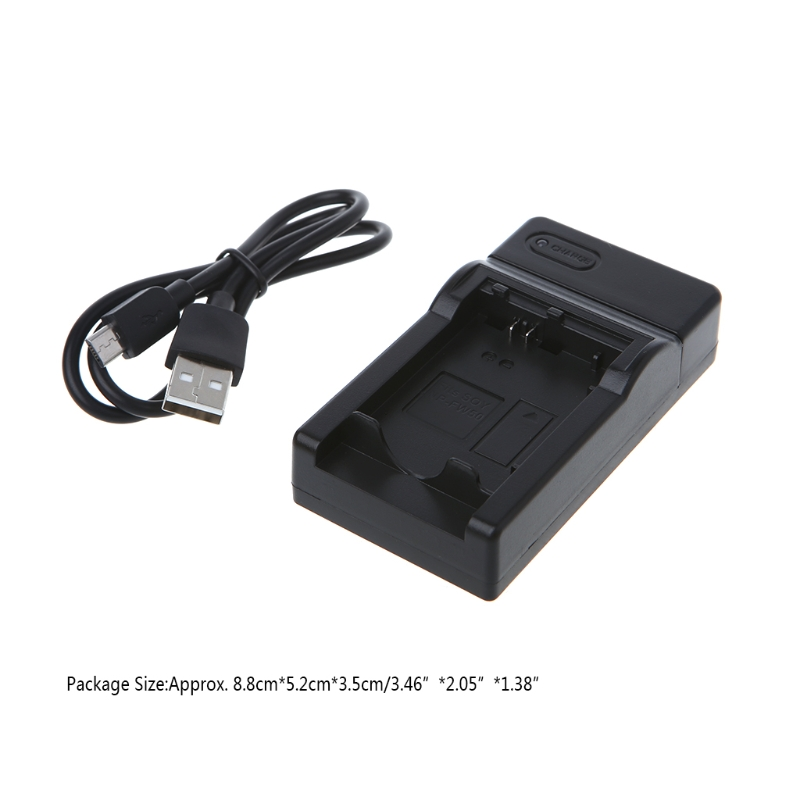 Battery Charger For <font><b>Sony</b></font> NP-FW50 <font><b>Alpha</b></font> a3000,DLSR A33,ILCE-<font><b>5000</b></font> Series,NEX-5 image
