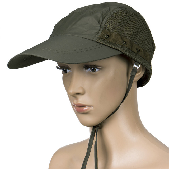 Unisex Windproof Sunproof Hiking Hat