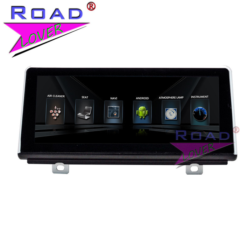 Roadlover 2G+16GB 8.8 Android 6.0 Car Media Center GPS Navigatoion For BMW X1 2016- Stereo Quad Coe Auto Audio Player NO DVD 3G