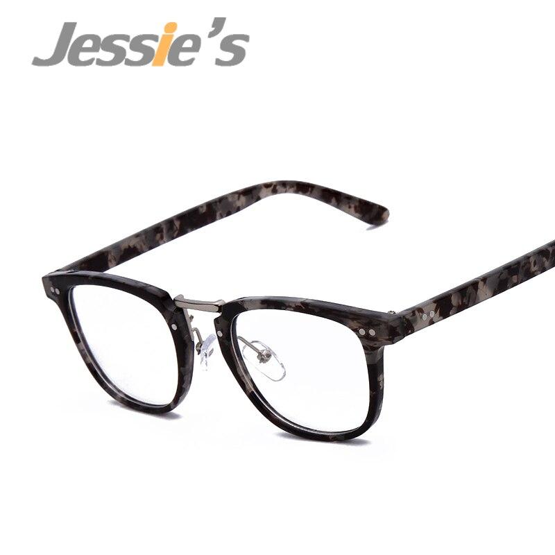 Mens Eyeglass Frames Square : Fashion Women Men Eyewear Frame Optical glasses Square ...