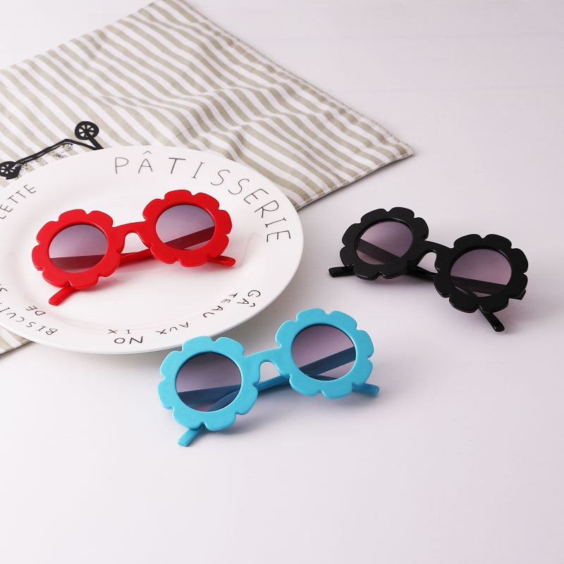 Accessories Iboode Boys Girls Sunglasses Square Children Sun Glasses Outdoor Summer Eyeglasses Uv400 Nails Oculos De Sol Mujer Kids Glasses Attractive Fashion