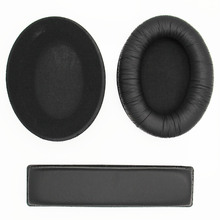 High quality Earpad Headphones Replacement Ear Cushion Earpads for Senheiser HD201 HD201S headphones