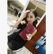 Mode Neue Koreanische Version der Trend der Mode Modelle Kleine Umschlag Paket Clutch Kleine Handtasche