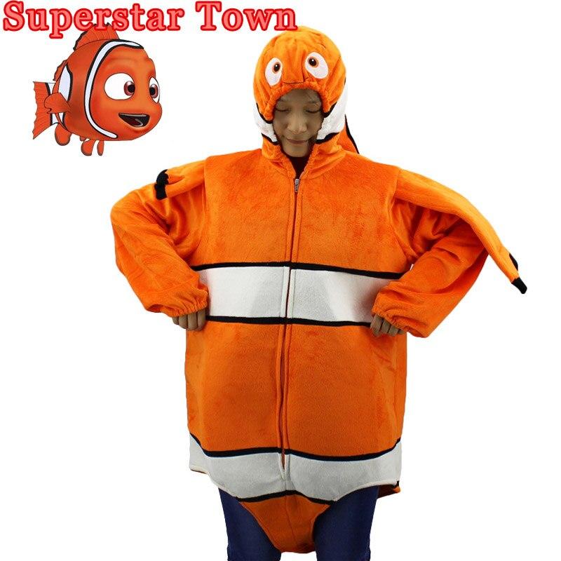 adult costume nemo