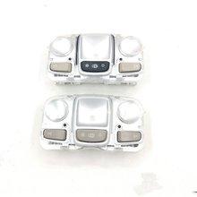 SKTOO For Peugeot 308 408 308S 4008 5008C4L front dome light control panel LED reading car interior ceiling