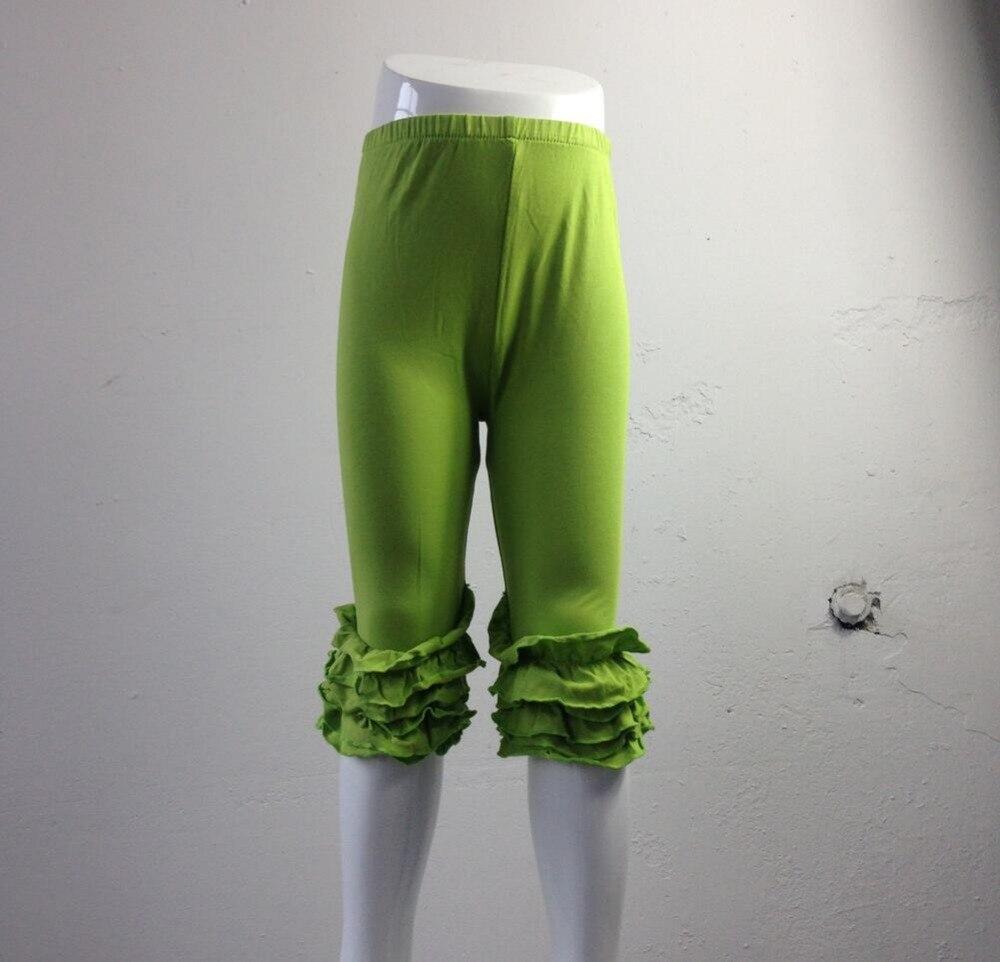 Bayi Grosir Icing Celana Balita Ruffle Gadis Capri Celana Legging Anak Anak Memakai Murah Icing Pants Girls Leggingsruffle Capri Aliexpress