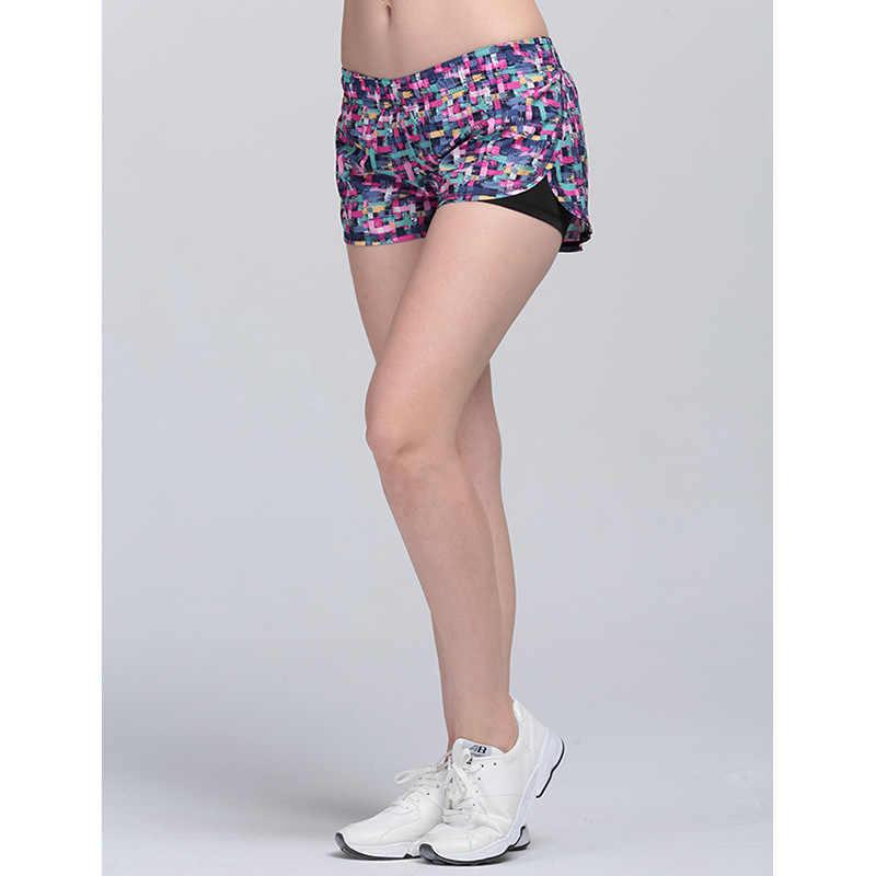 Kobieta Sport szorty fitness lato joga krótkie wysokiej talii fajne damskie spodenki sportowe do biegania krótki odzież fitness Jogging Gym, ZF136