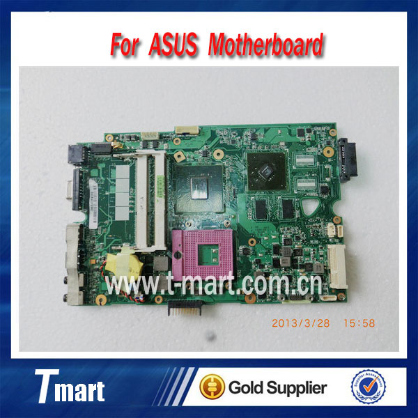 ФОТО 100% Original for ASUS K40IE laptop motherboard good condition working perfectly