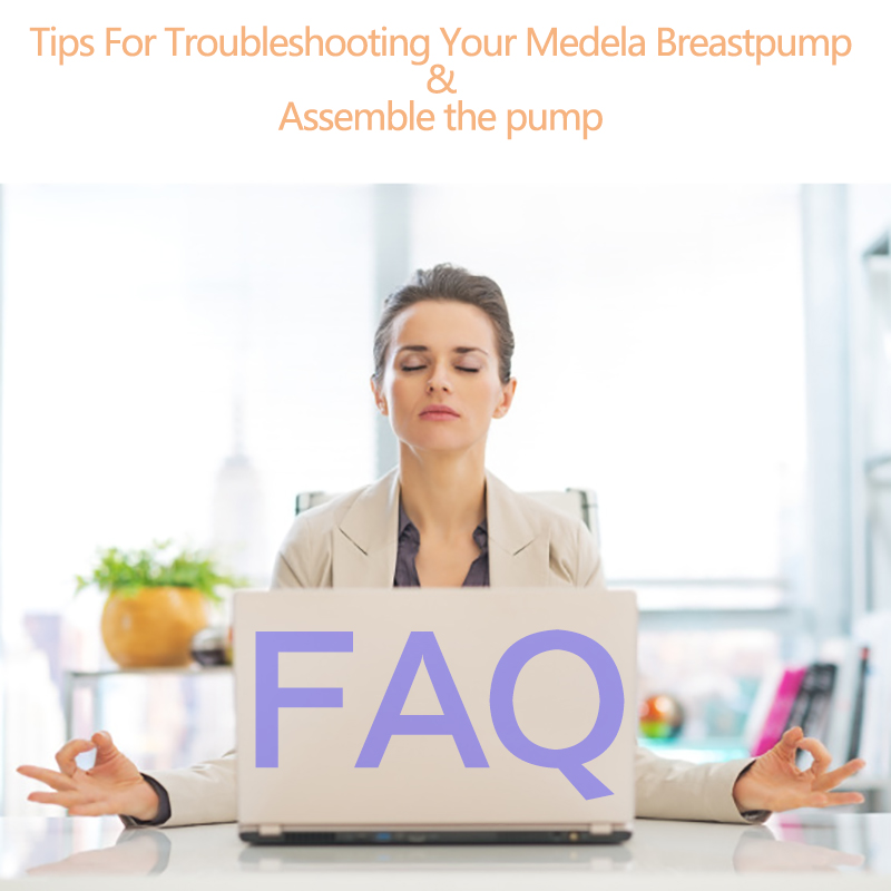 <font><b>Tips</b></font> for Troubleshooting Your Ncvi Breastpump