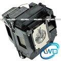 AWO 150 день гарантии лампы проектора ELPLP61/V13H010L61 с корпусом для BrightLink 430i/435Wi/436Wi/PowerLite 1835/430/435