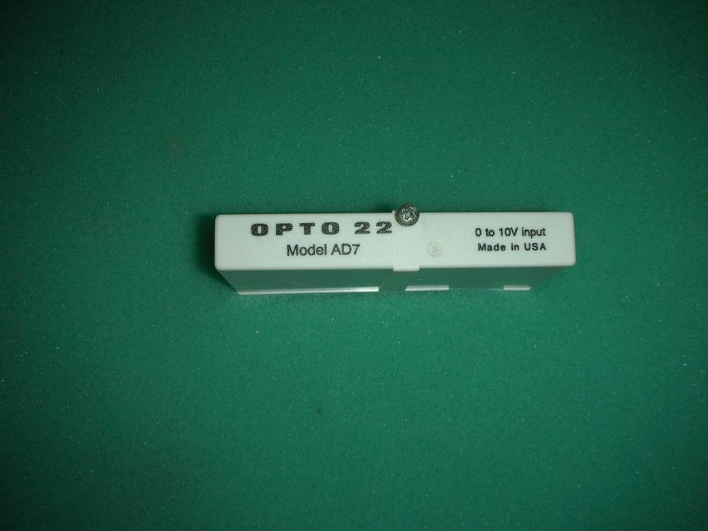 1PC USED AD7 OPTO22 1pc used opto22 odc5q