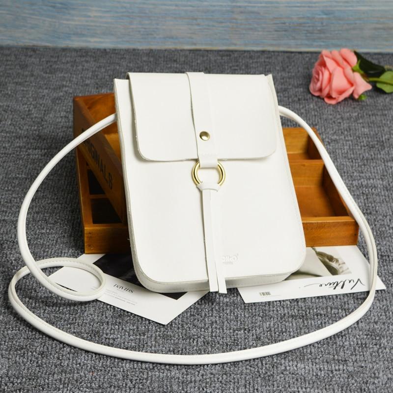 Designer Women Handbags Yellow Girls Messenger Bag PU Leather Female Shoulder Bags Summer Ladies Crossbody Bag White