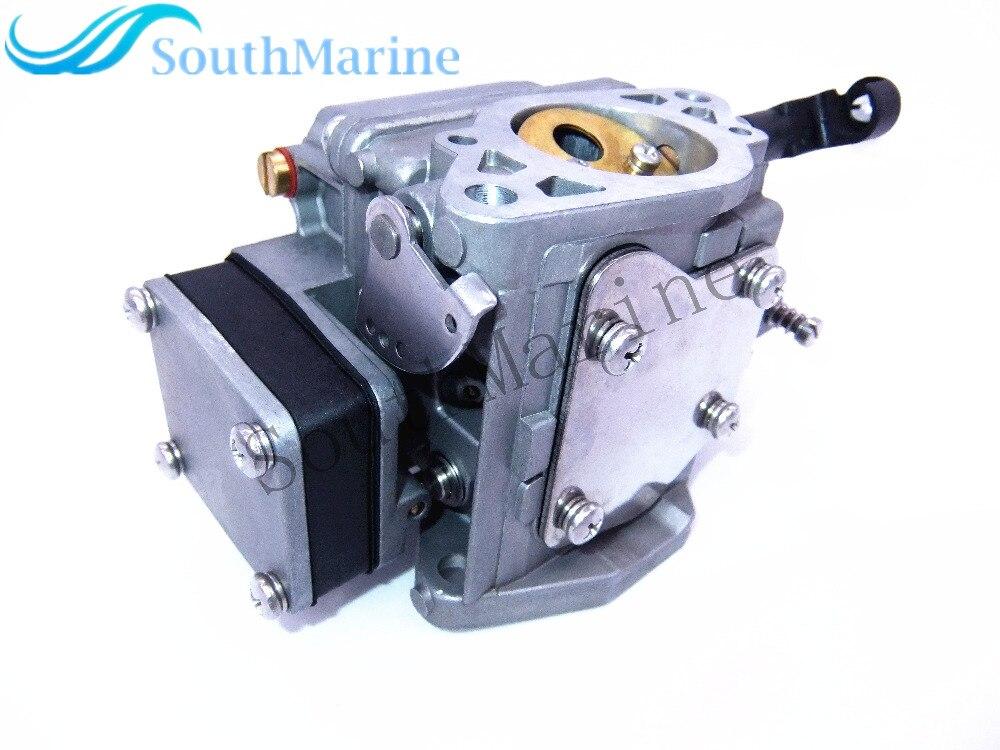 Barca A Motore Fuoribordo T15-04060000 Carburatore Assy per Parsun HDX Makara 2-stroke T9.9 T15 BM