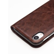 6.1 Inch Classic Luxury Genuine Leather Protective Case Protection Phone For iPhoneX