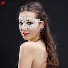 Morease Blindfold Women Sexy Animal Flirting Mask White Lace Blinder Adult Game Party Cosplay Bed Couple Sex Toys Fetish Sexo