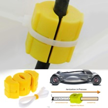 VODOOL Автомобильный Автомобиль Магнитный Газ топлива заставка устройство для экономии электроэнергии автомобиля экономии масла экономитель топлива желтый цвет ABS высокое качество инструменты