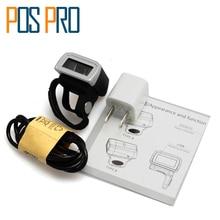 IPBS043 weirless лазерной мини bluetooth считывания штрих-кодов Портативный кольцо сканер штрих-кода 1D/2D/QR/PDF417 коды читатель
