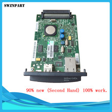 Ethernet Internal Print Server Network Card for HP JetDirect 640N J8025A J7960G 4250 4200 4350 4300 4515 4345 5525 4555 4025