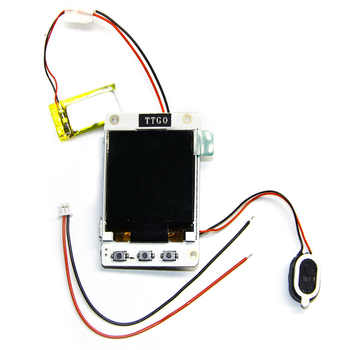 LILYGO® TS V1 0 V1 4 ESP32 1 44 1 8 TFT MicroSD Card Slot Speakers