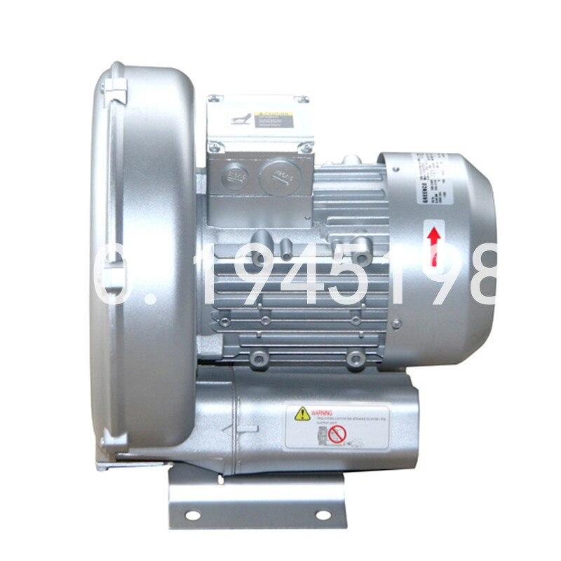 2RB410-7AH06 follor 0.7KW/0.83KW macchina di pulizia mini anello ventilatore/ventilatore di aria/pompa a vuoto a canale laterale/compressore
