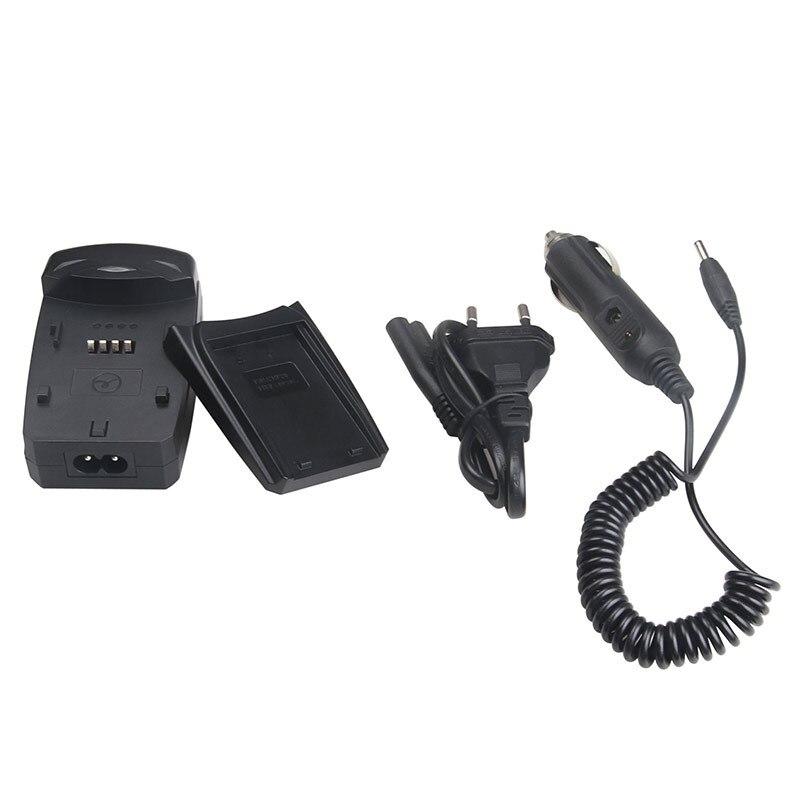 Udoli 유니버설 D-Li109 DLi109 카메라 액세서리 배터리 충전기 자동차 어댑터 USB 포트 용 Pentax K-r Kr K-1S K1S K-S1 KS1 K-30