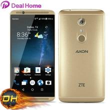 """Original ZTE AXON 7 A2017 Teléfono Móvil Snapdragon 820 Quad Core 5.5 """"FHD 4 GB RAM 64 GB/128 GB ROM NFC Hifi 20MP de IDENTIFICACIÓN de Huellas Dactilares"""