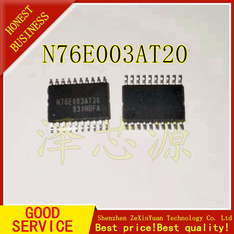 5PCS N76E003AT20 TSSOP-20 Replace  STM8S003F3P6 Chips
