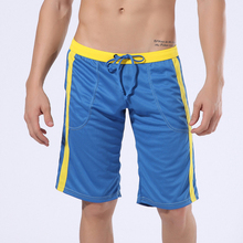 2017 Summer Holiday Shorts Men Fashion Boardshorts Breathable Male Casual Shorts Plus Size XL Cool Short calzoncillos hombre