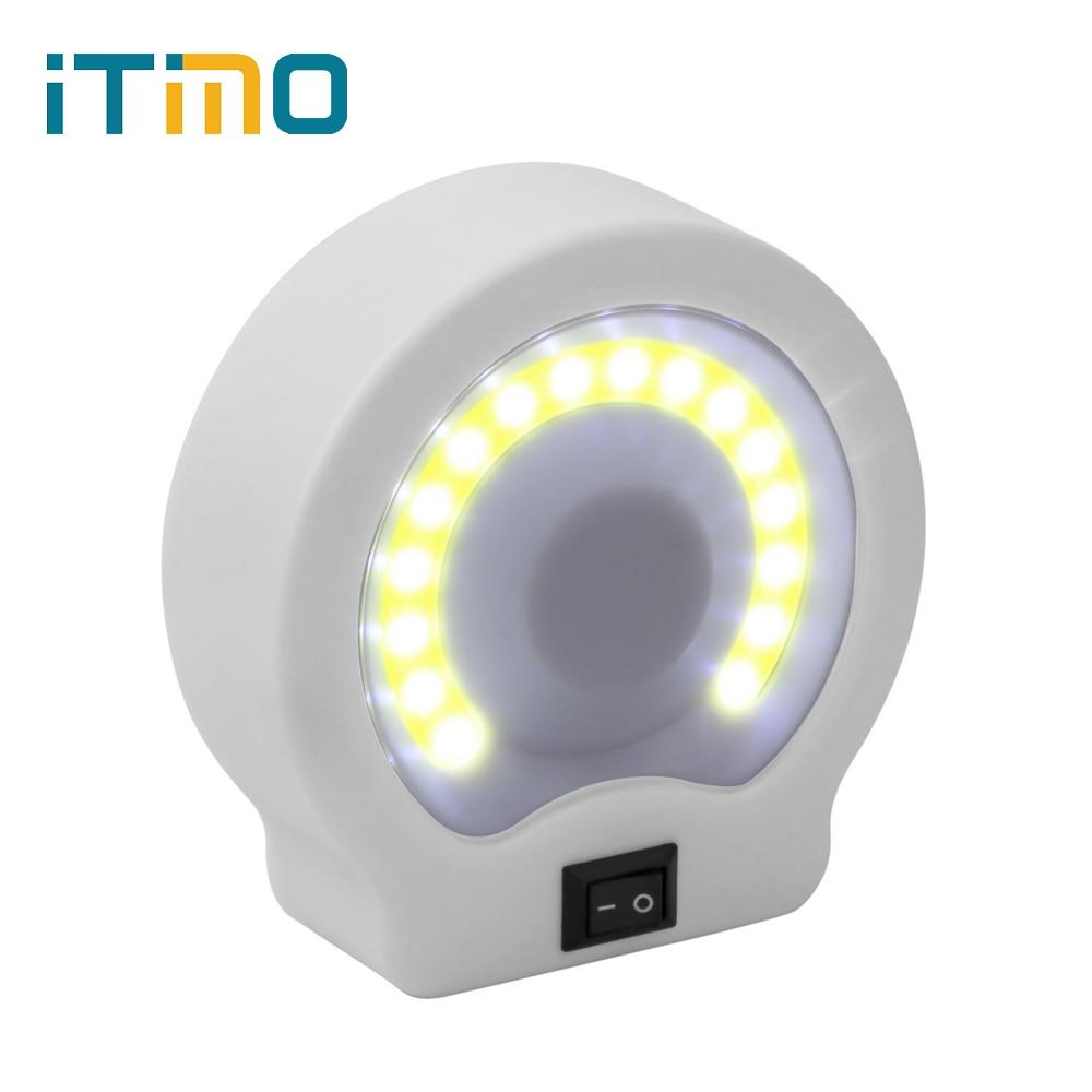 ITimo Magnet COB LED Night Light Mini Emergency Light For